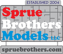 Sprue brothers models